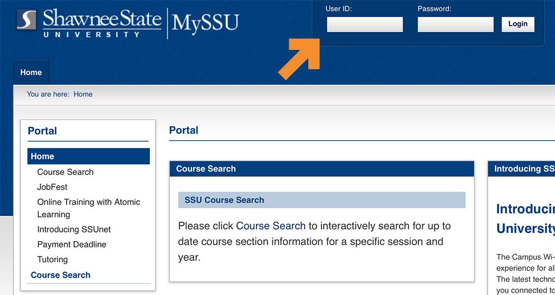 How To Login to MySSU | Shawnee State