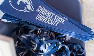 Shawnee State Pennants