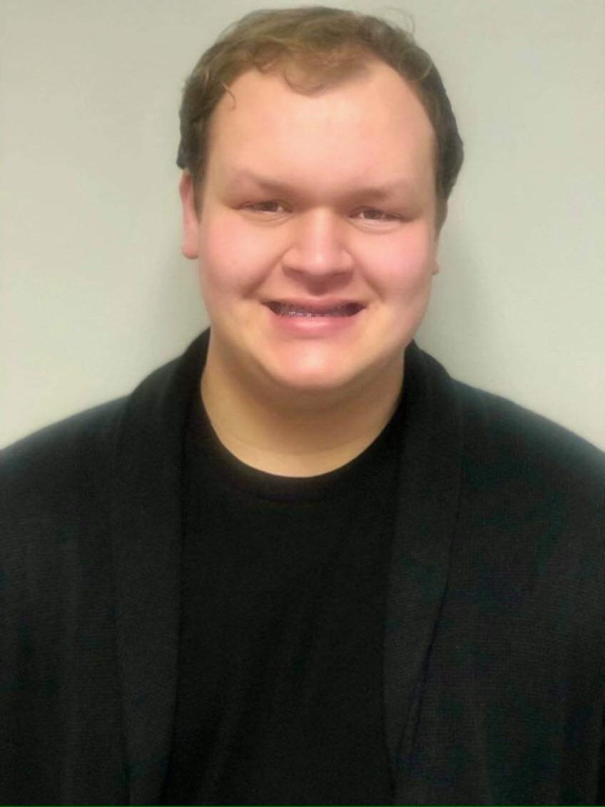 Portrait of Jake Alley