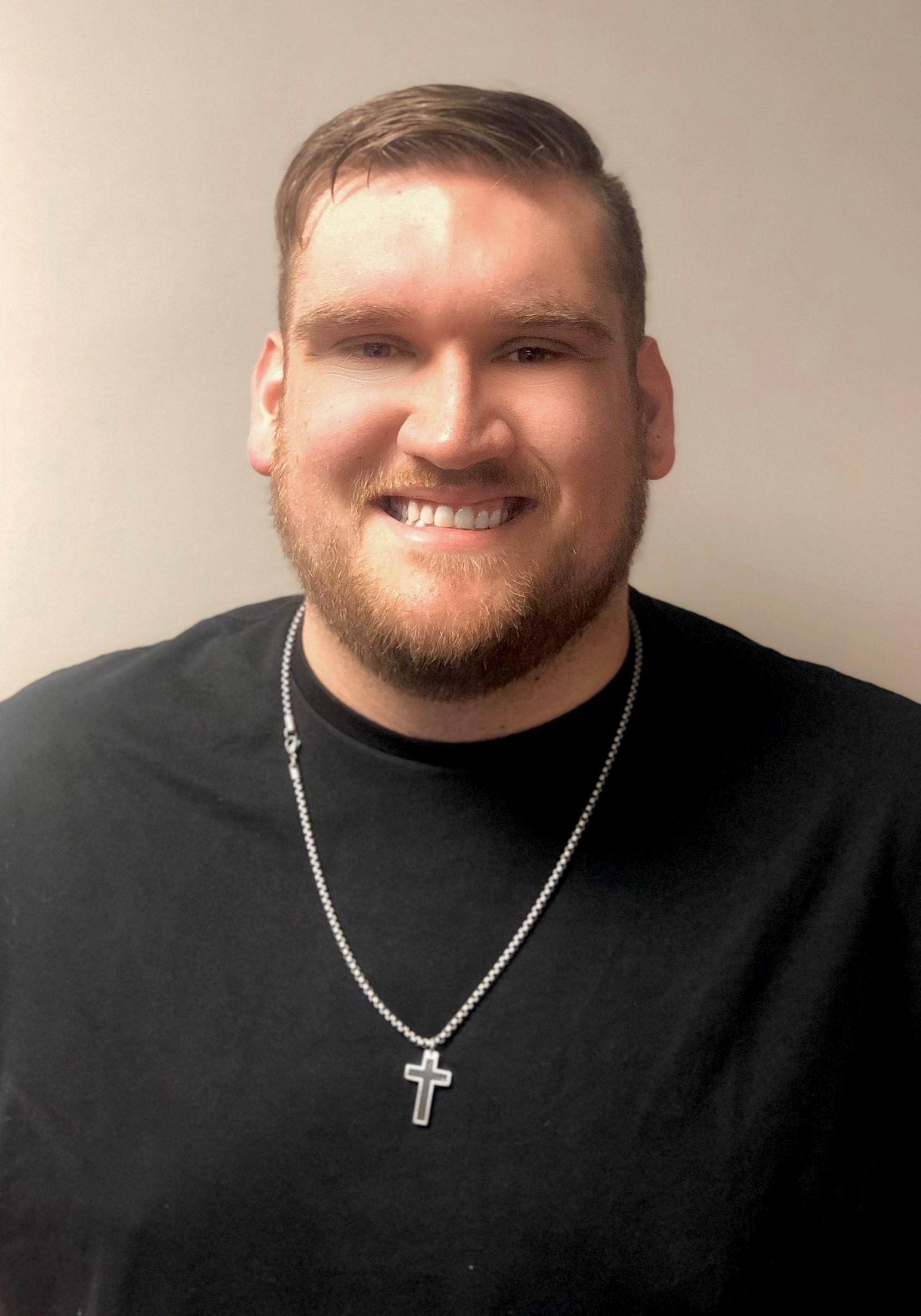 Portrait of Kyle Comer