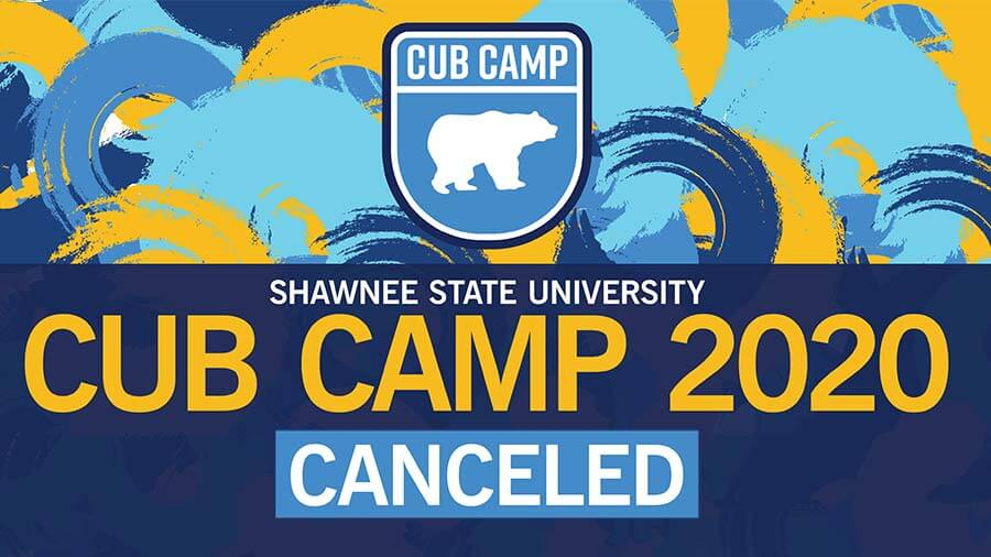 Cub Camp 2020 is canceled