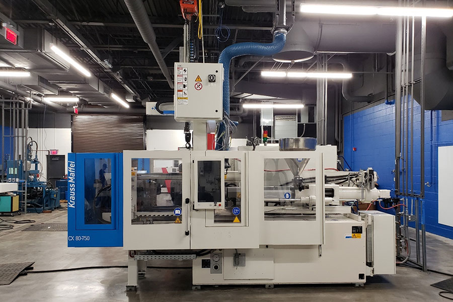 Krauss Maffei CX 80-750 Injection Molding machine