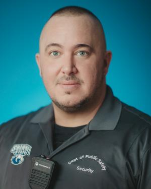 Portrait of Corey Holbrook