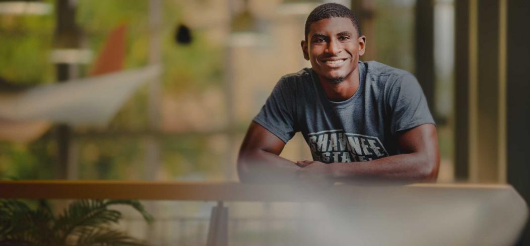 SSU student in UC