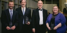 Alumni Award Winners in 2019