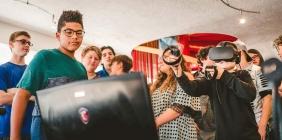 SSU Kricker Hub VR Demonstration