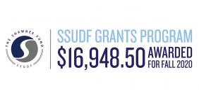 SSUDF Grants Program logo