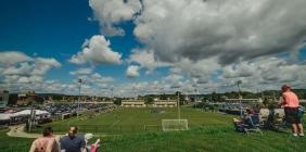 Soccer Game on Shawnee Turf