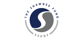 """Graphic with the text """"The Shawnee Fund"""""""